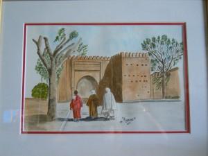 Le Maroc encore... dans Dernières oeuvres dscn6170-300x225
